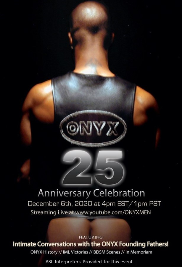ONYX 25th Anniversary Celebration