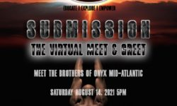 ONYXMA Meet and Greet August 14 2021